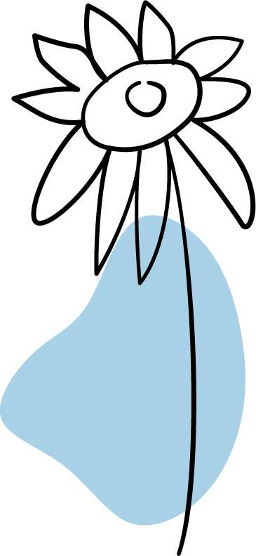 Spring HIll flower logo