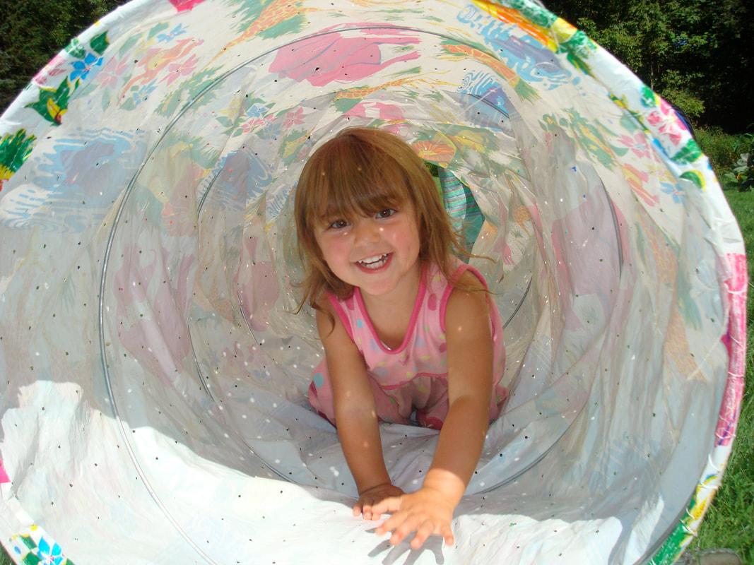 Waitsfield Children's Center cute girl