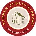 Warren Library RedLogo