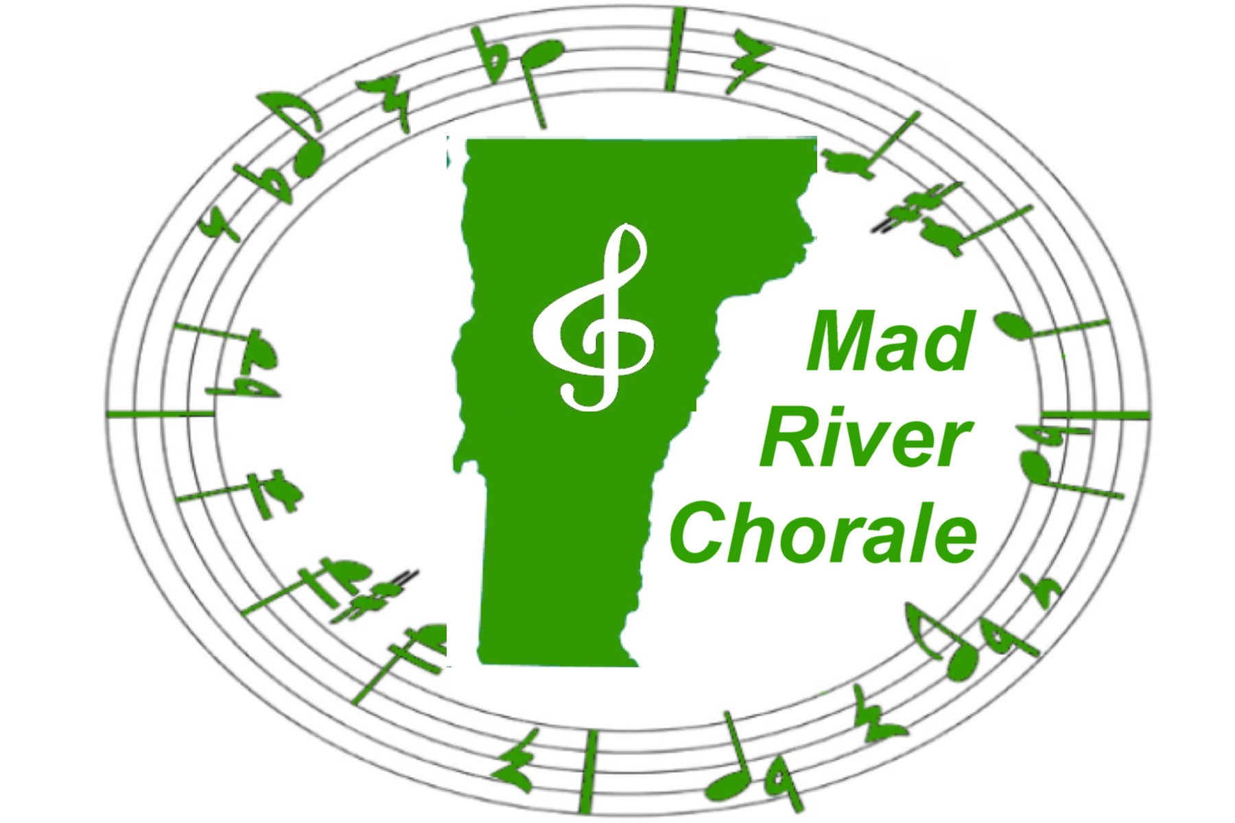 Mad River Chorale logo