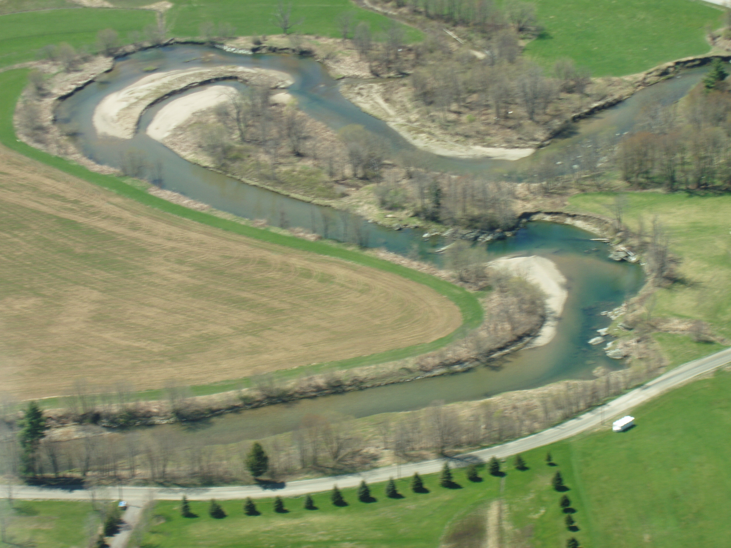 Mad River Oxbow Moretown