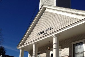 Moretown Town Hall crop